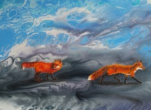 Foxes on the Run