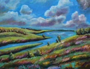 Blue Mound Lake