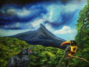 The Crow Speaks