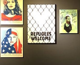 """Design of Dissent"" at MODA in Atlanta"