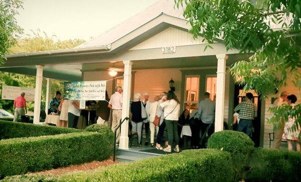 Taylor Brawner Park with Art Reception